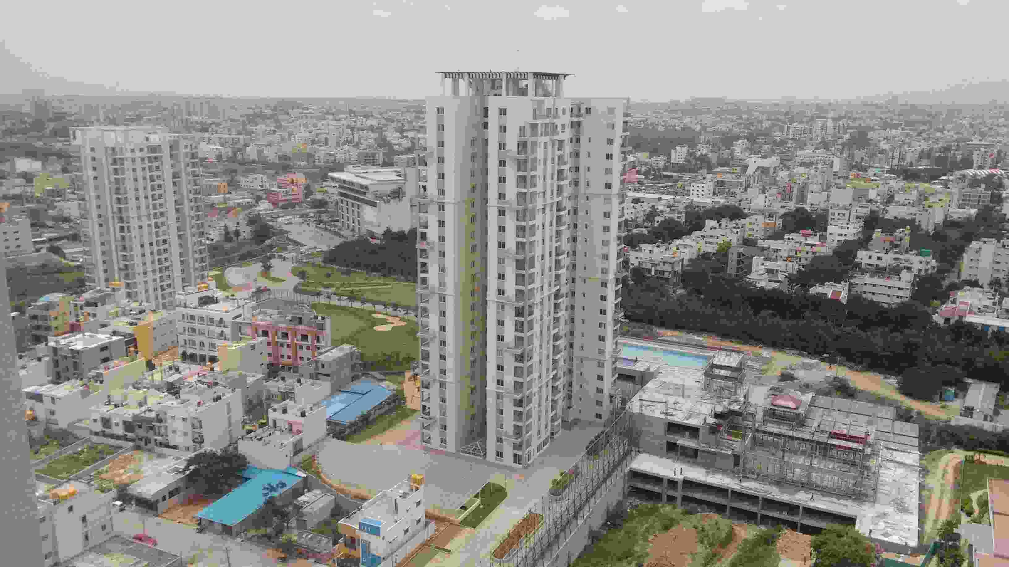 list of top builders in bangalore
