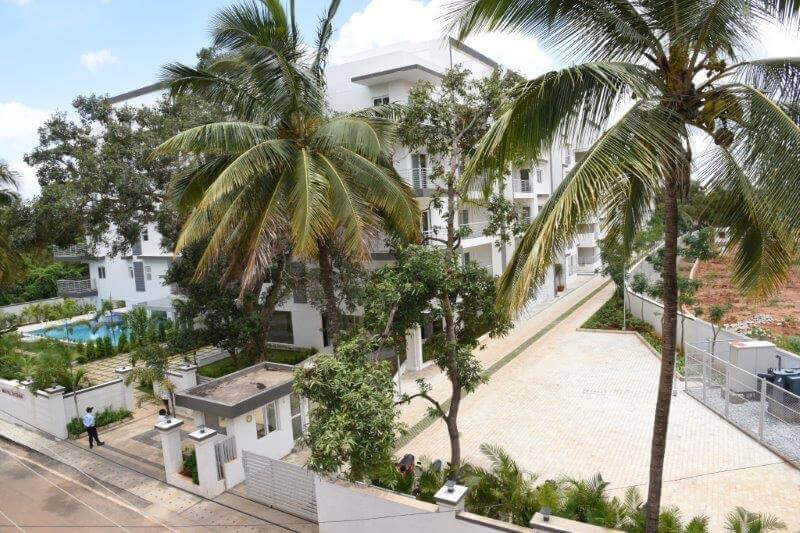 luxury projects in bangalore