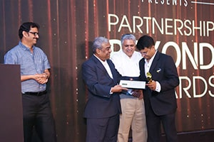 G : Corp Awards, Projects, Felicitation