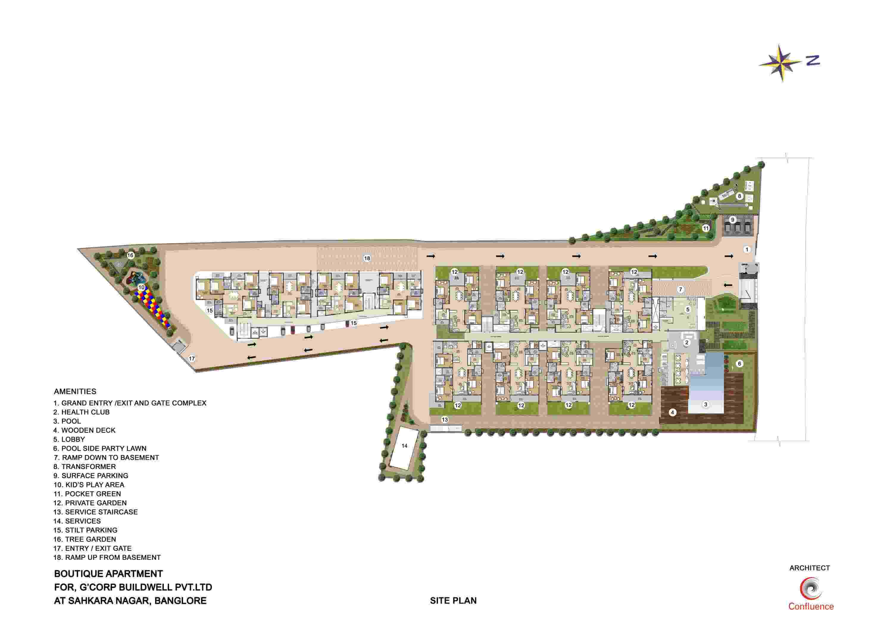 Mahalakshmi Residential Projects In Bangalore