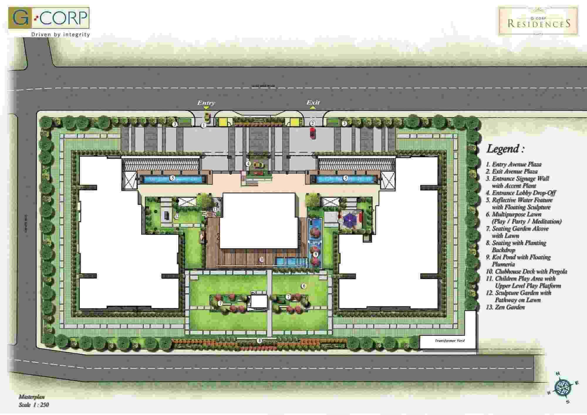 luxury houses in bangalore
